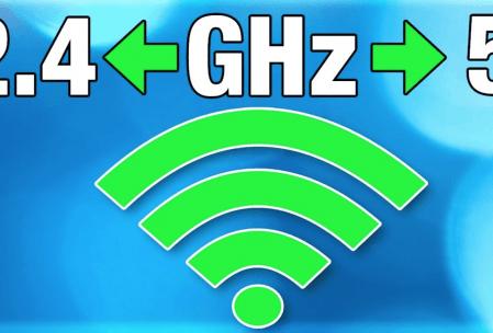 2.4 ve 5 ghz wirelss frekansları arasındaki fark