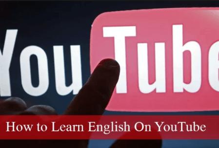 ingilizce öğrenmek için en iyi 5 youtube kanalı
