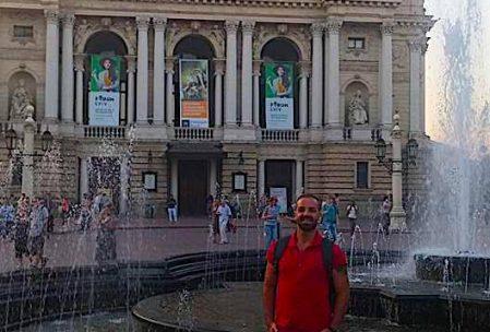 Lviv opera binası