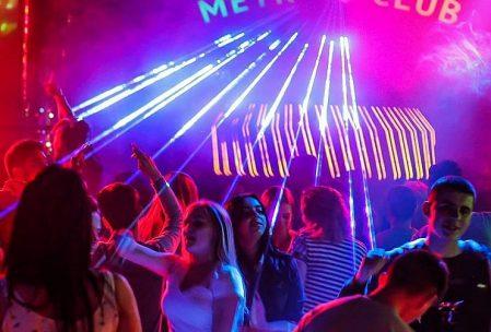 metro club lviv