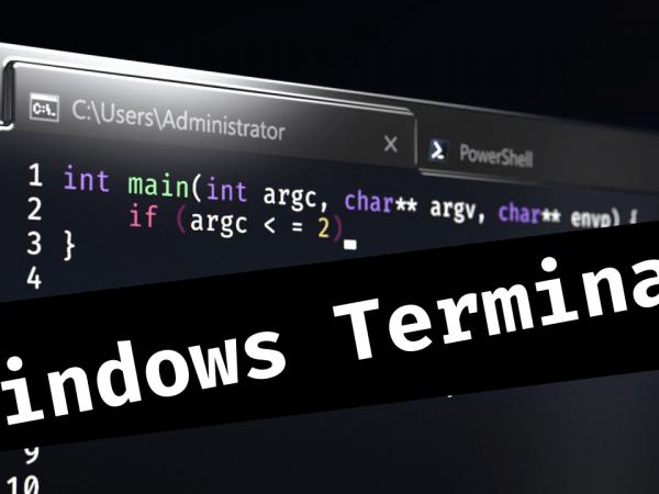 windows terminal