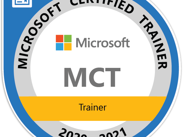 Microsoft Certificied Trainer